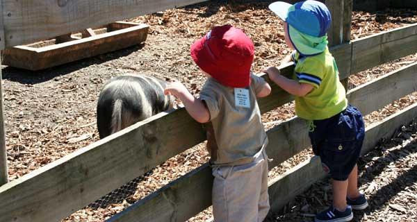 Bright Sparks childcare exploration