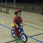 Bright Sparks Childcare Henderson indoor bike training