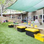 Bright Sparks Childcare Mangere bumblebees sandpit